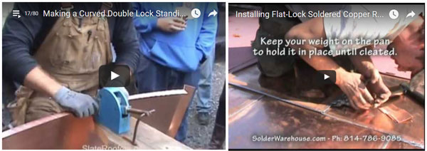 See all of our slate roofing videos.