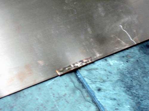 copper cleat