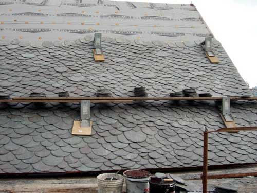 Slate Roof Central Message Board Schiefermeister Wilde
