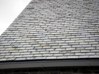Existing slate roof circa 1939