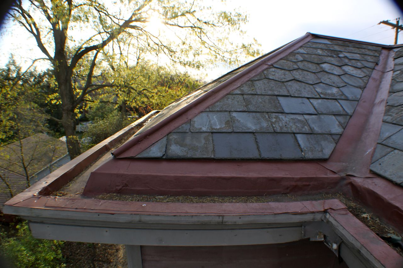 Slate Roof Central Message Board Box Gutter Advice Please