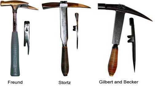 slate hammers