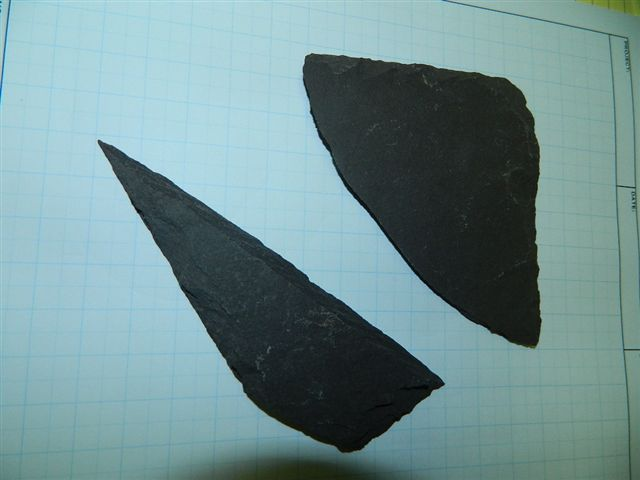 <BR> <BR>Can you ID this slate?