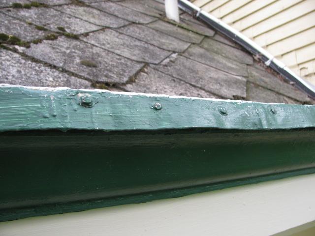 Slate Roof Central Message Board Flat Lock Seam Vs